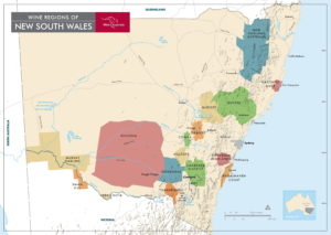 New South Wales Foto: Wine Australia